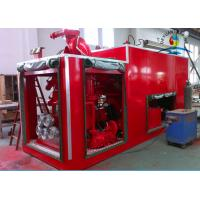 China FIFI 1 2400 m3 / h Marine External Fire Fighting System For Ship wholesale