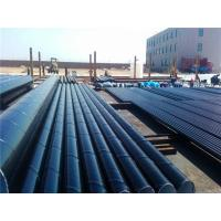 China Inner Coating Welded Anti Corrosion Pipe 3PE 3LPE 2PE FBE , 3-22m Length wholesale