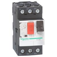 China Schneider TeSys GV2 - GV2ME046 - TeSys GV2-Circuit breaker-thermal-magnetic- 0.4...0.63 A -lugs-ring terminals in stock wholesale