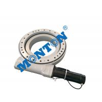 China Vertically Mounted Worm Gear Slew Drive For Aerial Working Platform wholesale