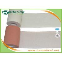 Buy cheap 75mm Synthetic Elastic Adhesive Tape , EAB Sports Strapping Bandage Latex Free from wholesalers