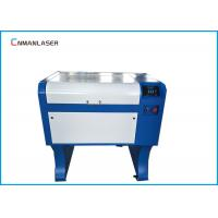 China 50W Co2 Laser Engraving Cutting Machine Water Cooling With 1000dpi Resolution wholesale