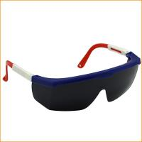 China CE EN166 anti-impact industrial  labor protection safety glasses for welding wholesale