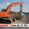 China Béton hydraulique de pulverizer de démolition de pinces de pulverizer de BEIYI BY-HC200 à vendre au bauma 2016 wholesale