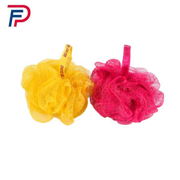 Quality OHS20 Hot selling super soft mesh shower puff bath sponge,PP BATH SPONGE,polypropylene for sale