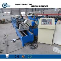China Steel Gauge Gypsum Partition Drywall Use Metal Stud And Track Roll Forming Machine wholesale