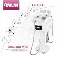 D-016 Desktop V10 Velashape Machine / home cellulite treatment machines