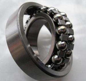 China Less friction self-aligning ball bearing 2304 2304k Gcr15 Self Aligning Ball Bearings widely used in power machinery wholesale