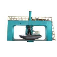 China Dished end flanging machine For Making Storage Tank Φ 3000 × 16mm /  Metal Spinning wholesale