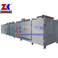 Buy cheap Mesh belt dryer for briquette making production line from wholesalers