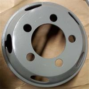 China color steel car wheel rim 6.00-16 on sale
