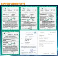 FUAN GENFOR POWER EQUIPMENT CO., LTD. Certifications