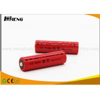 China 2000mah 40A 3.7v 18650 Battery High Drain Red Vape Batteries For E Cig wholesale