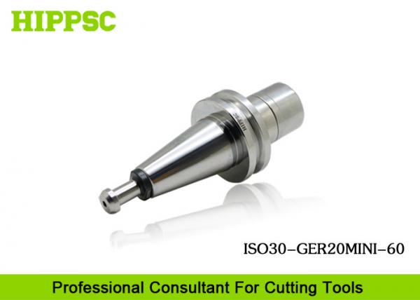 Quality ISO 30 Milling Machine Tool Holder 30000RPM - 40000RPM High Speed for sale