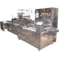 China Onions biscuit packing machine egg biscuit ,pie mooncake wrapping machine ALD-350D on sale