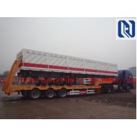 China 45T Fuel/Gasoline/Chemistry Liquide/ Enclosed Tractor Semi-Trailer Trucks International Truck Fuel Tank wholesale