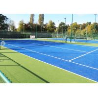 Buy cheap Real Looking Cricket Artificial Grass Blue UV Stabilized Cricket Artificial Turf from wholesalers