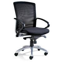 Buy cheap Office Leather Chairs, Manager Leather Chairs, Swivel and Adjusted Height Chair from wholesalers