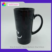 China Outdoor Travel Beer Handmade Stoneware Mugs Colorful Unique Design wholesale