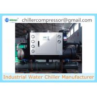 China 50 Tons Scroll Water Cooled Chiller for Die Mould Injection Machine wholesale