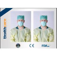 China Green Disposable Head Cap Scrub Hats30Gsm With Tie-on Hand Made/Machine Made CE ISO FDA wholesale