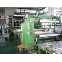 Buy cheap PLC Controller PVC Calender Machine 4 Roll For Leatheroid Green Color from wholesalers