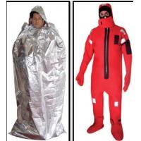 EC/CCS/MED certificate marine lifesaving immersion suit