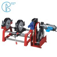 China CRDA160-2MEasy Operate Long Use Life HDPE Pipe HDPE Fitting Butt Fusion Welding Machine on sale