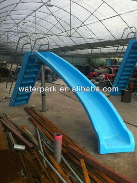 Fiberglass water slides images - Used swimming pool slides for sale ...