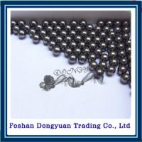 China stainless steel ball SUS 304/ beads with hole wholesale