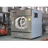 China Large Load Auto Hospital Laundry Equipment Industrial Washer And Dryer wholesale
