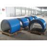 China Rubber Conveyor Belt Hood High Strength Galvanization Steel Sheet Covers wholesale