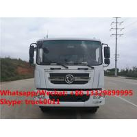 China 2018s best seller- Euro 5 dongfeng D9 Cummins 180hp 10m3 compacted garbage truck for sale, ompression garbage truck on sale