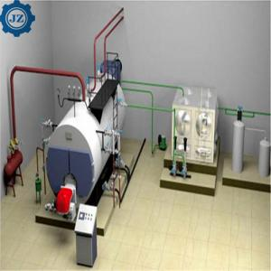 China 3T/H Industrial Natural Gas DieseL Fired Horizontal Steam Boiler For Mushroom Sterilizer wholesale