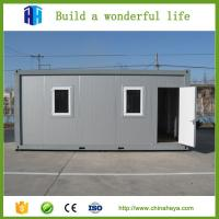 China Quick installation storage container ready made prefab container house wholesale
