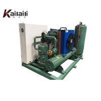 China Chinese Manufacturer/Factory Price/  Low Temperature  Single Screw Compressor Condensing Unit on sale