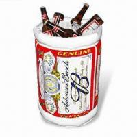 China PVC Inflatable Ice Bucket, Available in Various Sizes, EN71 Certified wholesale