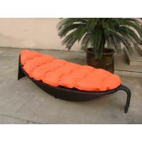 China Hotel Outdoor Rattan Daybed wholesale