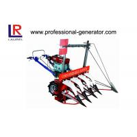 China 7HP Walk-behind Tractor Agriculture Farm Machinery Mounted 5.15 kw Mini Corn Harvester on sale