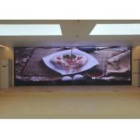 Buy cheap Seamless Led Video wall Indoor P2.6 Lightweight Screen System with Nova controlling Solution from wholesalers