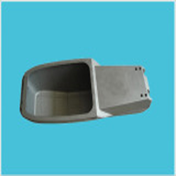 Quality Custom ADC12 Auto Lamp Mould Aluminum Die Casting Street Light Cover for Automotive Engine for sale