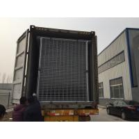 Standard Temp Site Fence panels DERBY port hot dipped galvanized temporary mesh fence for sale made in china