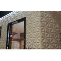 China Light Weight  3d PVC Wall Panels Sound Insulation Wall  Board  for Sopraporta wholesale
