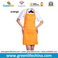 China Custom cheap cooking kitchen apron for promtion and advertisment good gift for cooks chefs wholesale