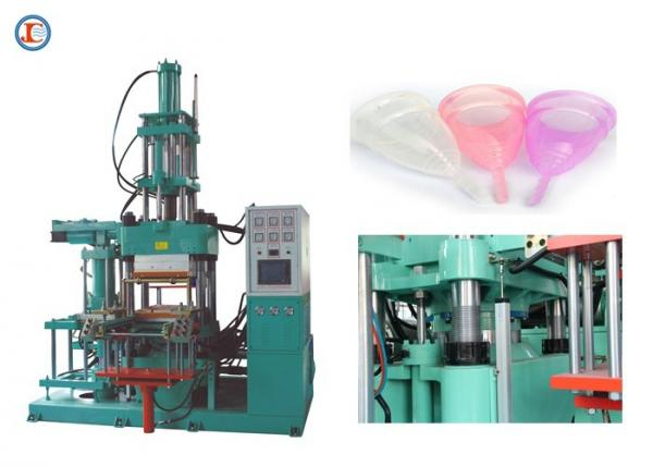 Quality 100 T Silicone Injection Molding Machine / Menstrual Cup Making Machine for sale