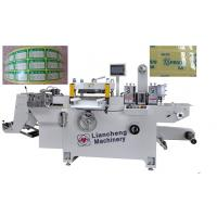 China PVC/PC electronic film/adhesive tap automatic foil stamping and die cutting machines wholesale