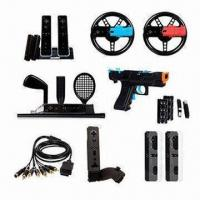 China Dream Gear Mega Deal 20-in-1 Pack Game Console, Comes in Black, Suitable for Wii Games on sale