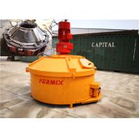 Buy cheap Plastic Dry Concrete Counter Current Mixer 1800kgs Input Weight Low Noise from wholesalers
