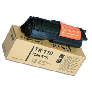 China Recycled  Kyocera Toner Cartridges TK110 For Kyocera FS720 / 1820 / 920 / 1010MFP / 118MFP wholesale