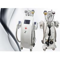 China Fat Removal Ultrasonic Cavitation Equipment Cryolipolysis Painless on sale
